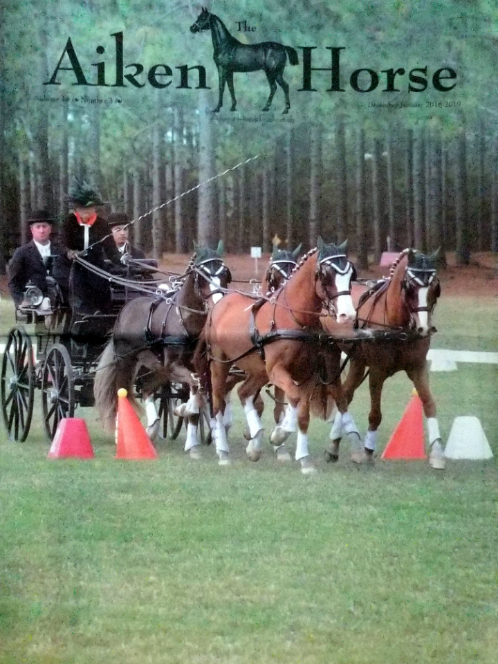 The Aiken Horse - December - January 2018-2019 Issue