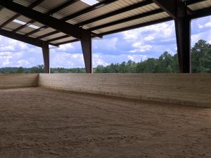 Covered Arena available to rent by the hour or day