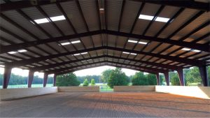 Covered arena available for rent - Aiken, SC